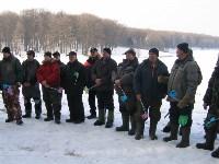 Соревнования по зимней рыбной ловле на Воронке, Фото: 5