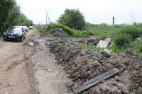 В тульском Заречье жители год добиваются ликвидации ядовитой свалки, Фото: 5