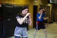 Женский бокс: тренировка , Фото: 3