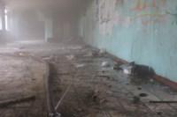 В Скуратово загорелось заброшенное училище, Фото: 14