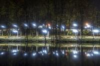 Платоновский парк вечером, Фото: 3