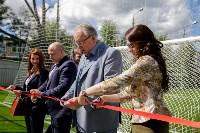 Открытие нового футбольного поля, Фото: 29