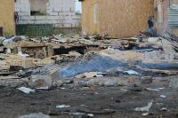 В тульском селе сносят незаконные цыганские постройки, Фото: 3