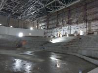 строительство ледовой арены в Туле, Фото: 13