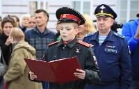 Воспитанникам суворовского училища вручили удосоверения, Фото: 17