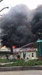 """Сгорел рынок """"Салют"""", Фото: 14"""