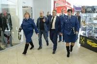 Проверка тульских ТЦ: Генпрокуратура РФ проверила противопожарную систему в «Макси», Фото: 9