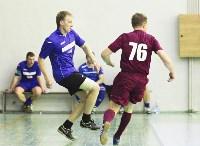 25 тур Высшей лиги ЛЛФ по мини-футболу. 21-22 февраля 2015, Фото: 7