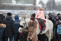 Как туляки провожали зиму на набережной Упы, Фото: 33
