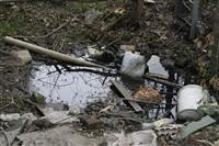 Прорыв канализации на улице Столетова, Фото: 7