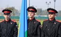 Воспитанникам суворовского училища вручили удосоверения, Фото: 23