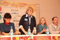 Пресс-конференция, Фото: 3