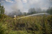 Пожар в гаражном кооперативе №17, Фото: 36