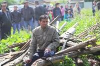 В Плеханово продолжается снос незаконных цыганских построек, Фото: 107