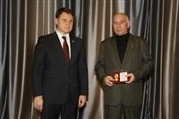 Награждение медалью  «Трудовая доблесть» III степени Владимира Воложанина, Фото: 82