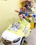 Мальчики и девочки: От надежных колясок до крутой школьной формы и стильных причесок, Фото: 42