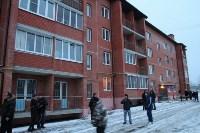 Владимир Груздев и Марина Левина вручили ключи от новых квартир детям-сиротам, Фото: 8