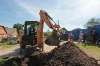 На Косой Горе ликвидируют незаконные врезки в газопровод, Фото: 35