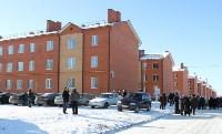 Владимир Груздев и руководители Фонда содействия реформированию ЖКХ в Кимовске , Фото: 22