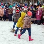 Масленица в школе №31 с артистами театра «Эрмитаж», Фото: 5