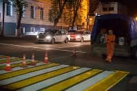 Нанесение дорожной разметки в Туле, Фото: 36