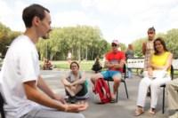 Фестиваль йоги в Центральном парке, Фото: 110
