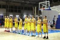 «Арсенал» Тула - «Динамо» Челябинск - 60:88, Фото: 2