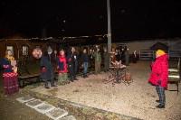 Ночь искусств в Туле: Резьба по дереву вслепую и фестиваль «Белое каление», Фото: 1