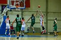 Тульские баскетболисты «Арсенала» обыграли черкесский «Эльбрус», Фото: 35