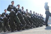 Военный парад в Туле, Фото: 17