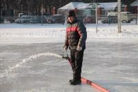 Инспектирование катка в Щёкино. 29.12.2014, Фото: 3
