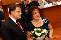Владимир Груздев в Ясногорске. 8 ноября 2013, Фото: 33