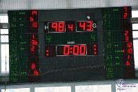 """«Динамо» (Курск) - СК """"Тула-КСБ-ИВС"""" (Тула) - 110:39, 98:43., Фото: 2"""