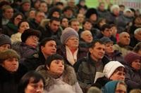 Встреча Губернатора с жителями МО Страховское, Фото: 49