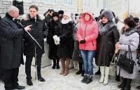 Вручение ключей от квартир в мкр Новоугольный. 26.01.2015, Фото: 4