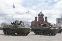 Репетиция парада Победы в Туле, Фото: 182