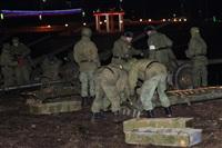 Десантники показали тулякам салют, Фото: 32