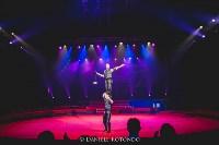Братья Калашниковы на международном цирковом фестивале в Риме, Фото: 11