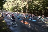 Йога в Центральном парке, Фото: 12