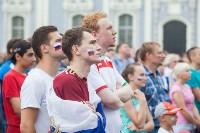 Матч Испания - Россия в Тульском кремле, Фото: 21