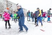 В Туле прошли массовые конькобежные соревнования «Лед надежды нашей — 2020», Фото: 24