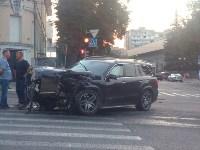 В результате ДТП на проспекте Ленина госпитализированы трое, Фото: 3