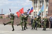 В Туле прошел митинг в честь Дня ветерана боевых действий Тульской области, Фото: 10
