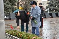 Церемония возложения цветов на площади Победы, 23.02.2016, Фото: 6