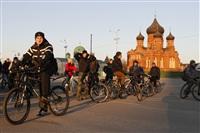 Велосветлячки в Туле. 29 марта 2014, Фото: 56