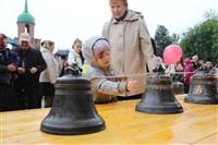 Торжественное освящение колоколов Успенского собора, Фото: 21