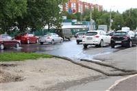 """Рынок """"Южный"""" затопило, Фото: 39"""