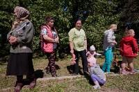 Останки бойцов в деревне Криволучье, Фото: 41