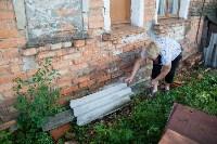 В Шахтинском поселке люди вынуждены жить в рушащихся домах, Фото: 5