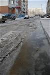 Прорыв водопровода на ул. Арсенальной. 22 января 2014, Фото: 8